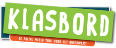 Klasbord logo communicatieplatform voor scholen en ouders