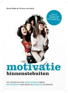Boek: motivatie binnenstebuiten