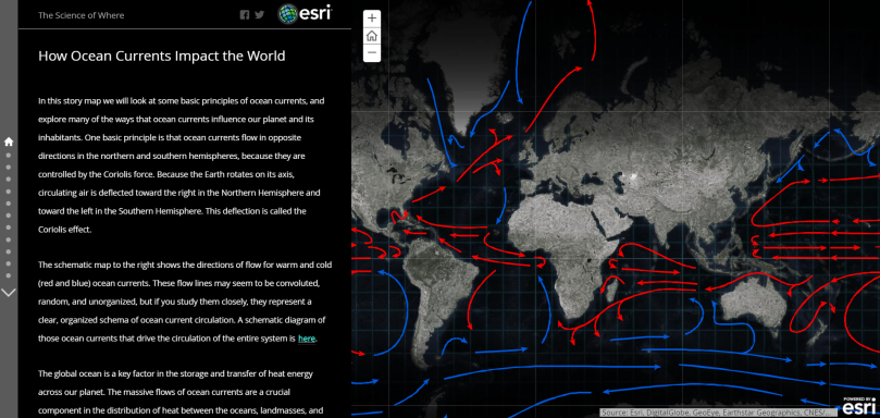 how ocean currents impact the world