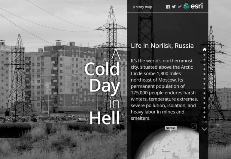 life in Norilsk